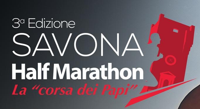 Savona Half Marathon - `La corsa dei papi`24 settembre 2017